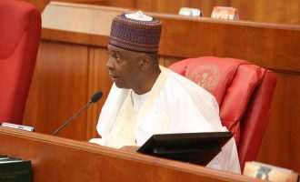 PDP senator says Saraki is just like Abacha