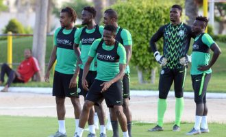 PHOTOS: Eagles battle ready to conquer Rohr's in-laws