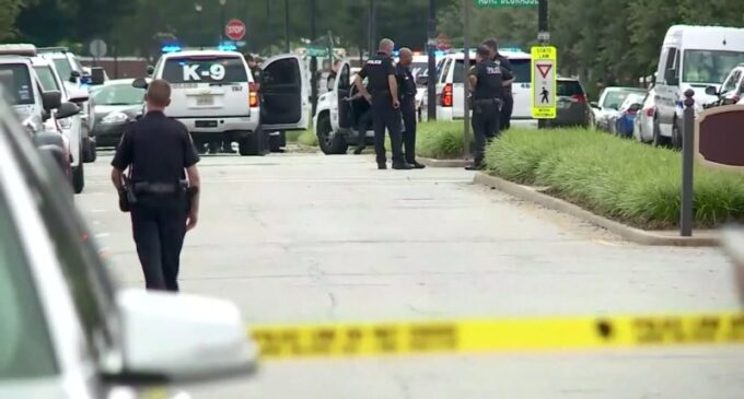 12 killed as 'aggrieved worker' opens fire on colleagues in US