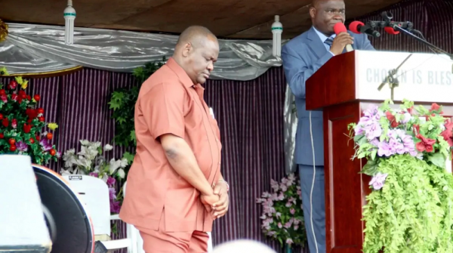 Rivers is a Christian state, says Wike