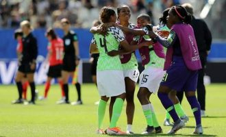 'We're all proud of your victory' — Buhari hails Falcons