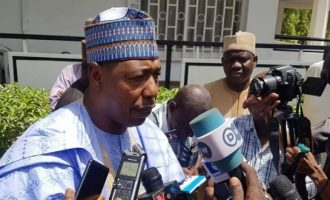 Borno gov: We'll spend our last kobo to eliminate Boko Haram
