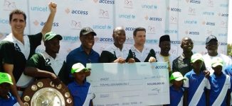 2019 Charity Shield polo: Haske & Williams wins UNICEF Cup