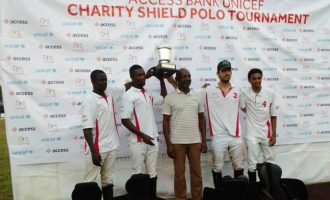 Access Bank/UNICEF charity shield: Fifth Chukker edges Tila Farm, wins Dantata Cup