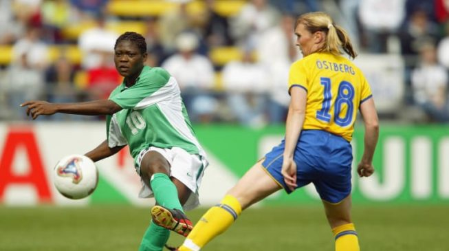 France 2019: Top 10 Super Falcons players of all time   TheCable