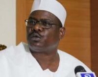 Ndume: There's nothing to show for FG's investment in SIP