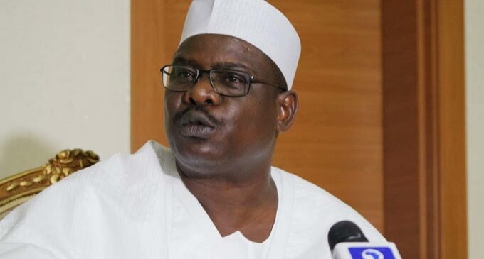 Court grants Ali Ndume bail for 'good behaviour'