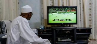 Buhari asks youth to shun lawlessness — by engaging in sports