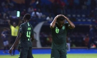 AFCON 2019: Madagascar beat Nigeria to top group B