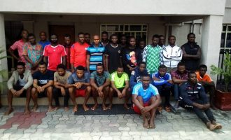 EFCC investigates 29 suspects over alleged illegal oil bunkering