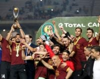 CAF asks Esperance to return Champions League trophy — and orders replay