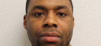 REVEALED: Nigerian who vandalised cars in London is an ex-convict