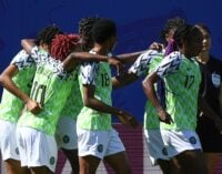Falcons claim first victory at 2019 Women's World Cup
