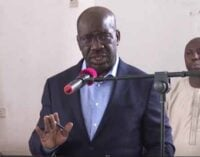 EXTRA: Obaseki gives escaped inmates one-day ultimatum to return