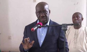 Obaseki hits Oshiomhole again, asks IGP to call him to order