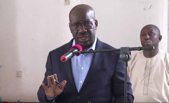 Obaseki: Era of sharing money among greedy politicians is over