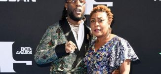 Mama Burna takes centre stage over iconic speech at BET Awards