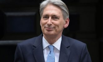 British finance minister 'to resign' over May's spending plan