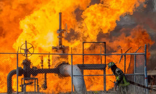 Explosion rocks Shell, Agip oil fields in Bayelsa