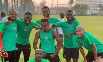 For Super Eagles, there is Pyramid hurdle in Egypt
