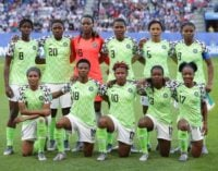 Falcons may still qualify as 'best losers' despite loss to France