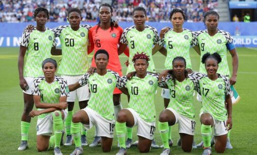 Super Falcons to face Ghana in 2022 AWCON qualifiers
