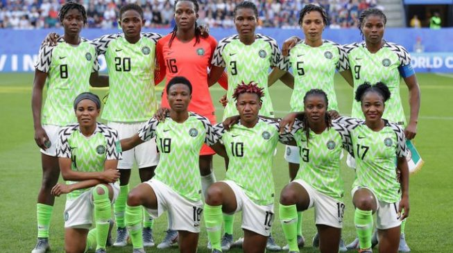 Super Falcons crash out of Olympic qualifiers