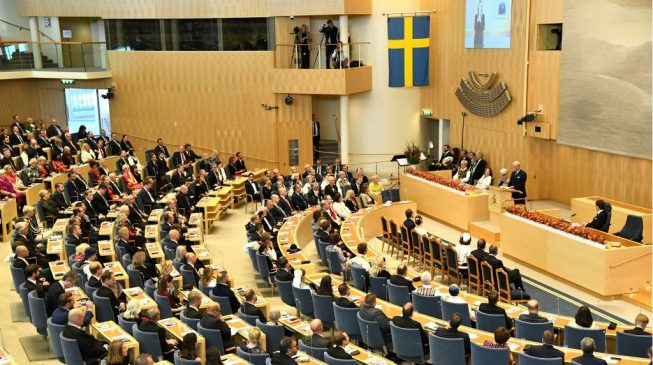 Swedish lawmakers earn in a year what a Nigerian senator gets in 60 days
