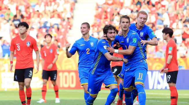 Ukraine win Under-20 World Cup with final win over South Korea