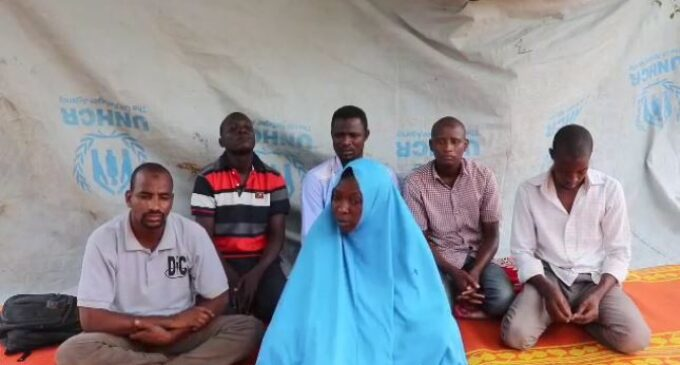 EXCLUSIVE: 'I don't want to be killed' — abducted aid worker begs CAN, FG from captivity (video)