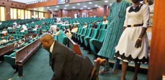 CLOSE-UP: Kamaldeen, hardworking physically-challenged lawyer, appointed by Gbaja