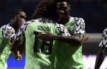 VIDEO: The Iwobi's goal that sent Nigeria into quarterfinals