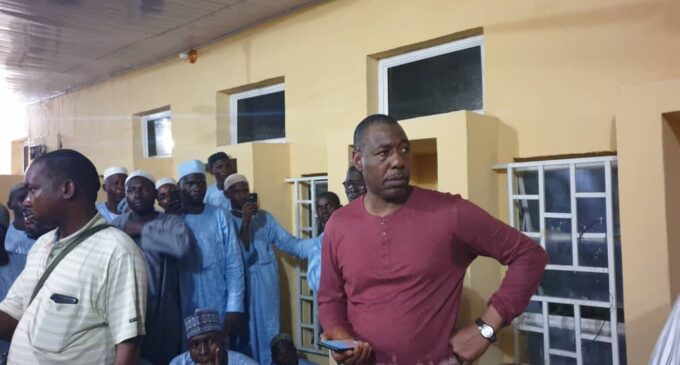 Borno governor inspects hospital at midnight, finds  no doctor on duty