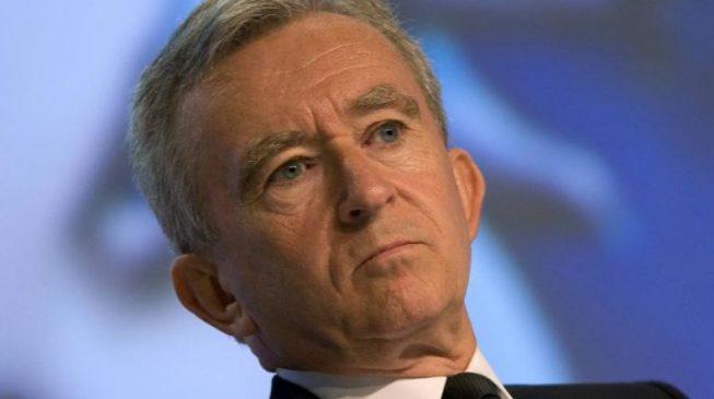 Bernard Arnault, Louis Vuitton boss, overtakes Bill Gates on billionaire index