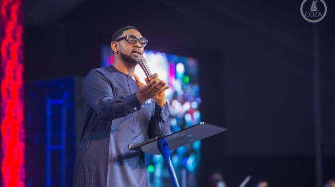 COZA: Rape allegation against Fatoyinbo fuelled by envy of some pastors
