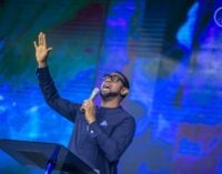 Fatoyinbo returns to the pulpit one month after stepping aside over rape allegation