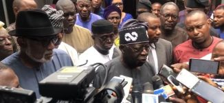 Tinubu: The words of many politicians are like 'butter under a burning sun'