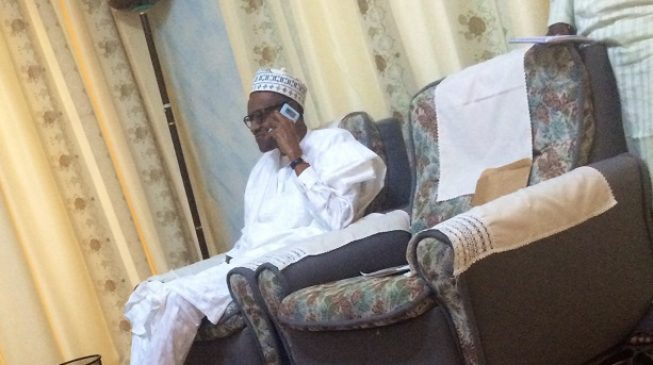EXTRA: The TV in Buhari's Daura residence must have been bought in 1973, says Uzor Kalu