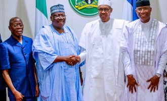 Buhari and Lawan: Marionette and marionette operator
