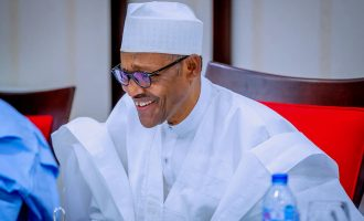 I try to obey the constitution, says Buhari