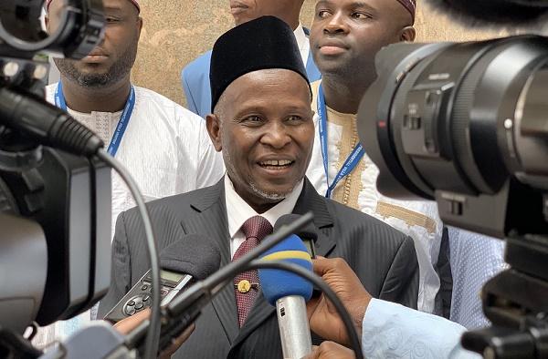 Buhari swears in Ibrahim Muhammad as CJN