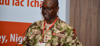 Inflow of illicit funds, weapons our most pressing issues, says MNJTF commander