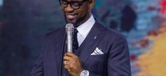 'Stop lying up and down' — Fatoyinbo hits back at Busola Dakolo