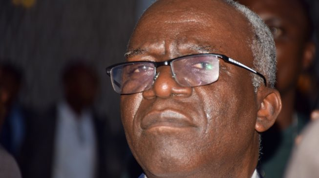 Falana asks Buhari to apologise to Nigerians for saying Abacha didn't steal