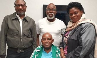 Otedola: I'm glad to assist Christian Chukwu recover — rather than spend N50m on champagne