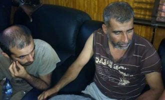 Abducted Turkish nationals regain freedom — after six days