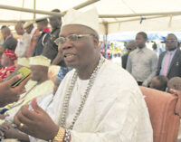 Gani Adams: Yorubas constitute 25 to 30 percent of security threats in the south-west