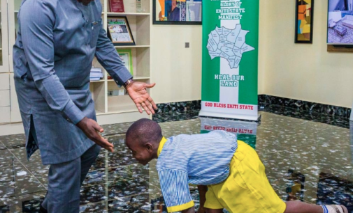 Fayemi asks the youth to build good character by delaying gratification