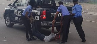 Police evacuate corpses of protesters killed in Abuja