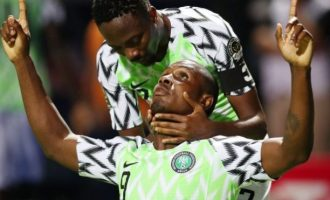 Player ratings: Musa or Ighalo? Who's man of the match as Eagles devour Lions?